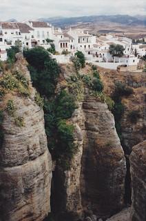 Ronda Valley, Spain, Sept 1993