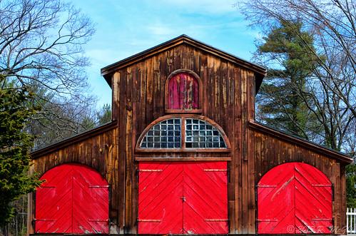 Railroad Red