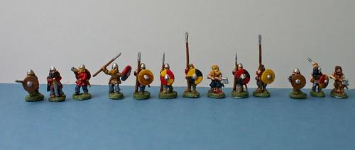 Pendraken Viking band