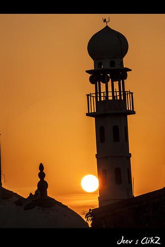 bridge sunset sun set weekend chennai clicks kodambakkam blinkagain