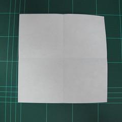 การพับกระดาษเป็นฐานนกอินทรี (Origami Eagle) 003