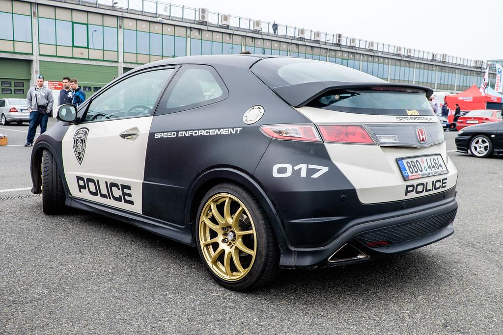 Honda Civic Tuning >> Honda Civic Type R Police Tuning Thomas T Flickr