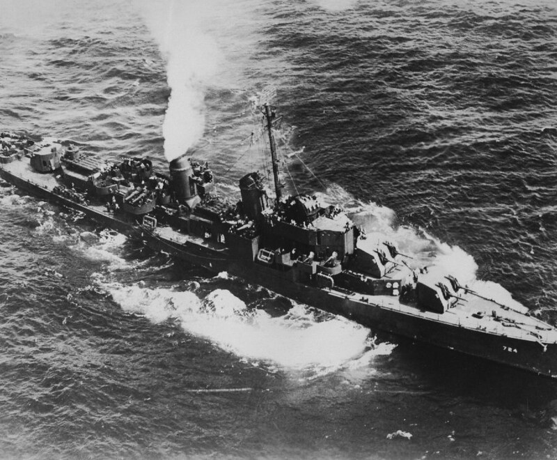 USS Laffey