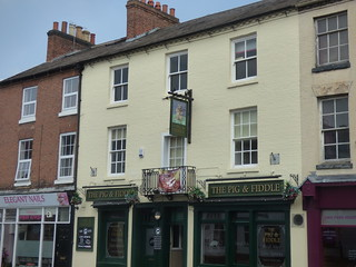 The Pig & Fiddle - Leamington Old Town - High Street, Leamington Spa