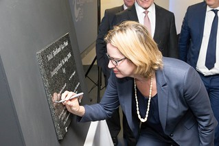 Opening the new Gas Plant | by DECCgovuk