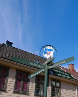 Little walk at Lillehammer 里耳哈默小散步