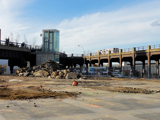12 02 23 High Line Public Art and Whitney Construction 16.jpg   by Graham Coreil-Allen