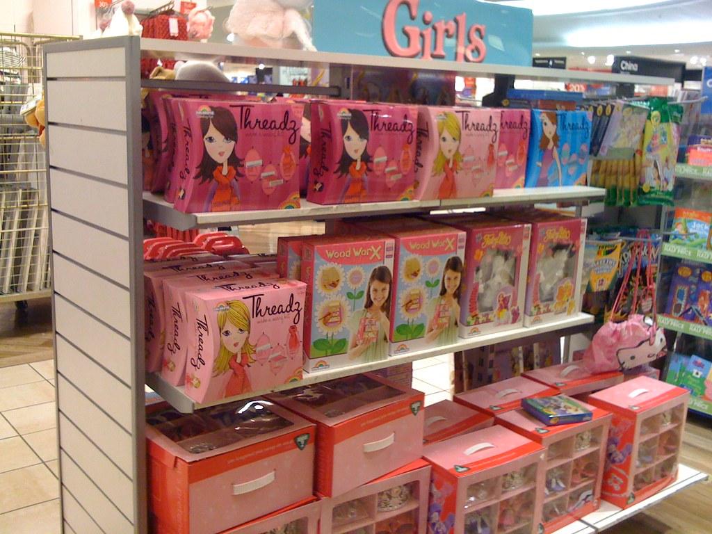 Boys'/girls' toys in Debenhams