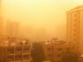 Dust Storm Kuwait