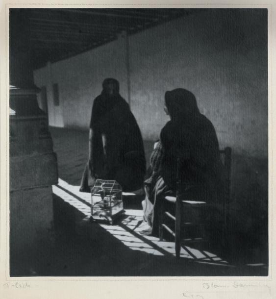 Criaturas de silencio. Toledo en 1934. Fotografía de Antoine Demilly y Théo Blanc