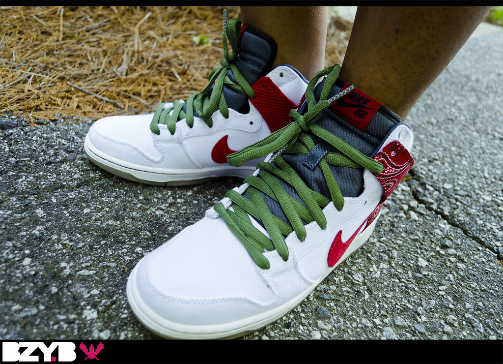 premium selection 15e8e 3b848 2012 04 16) WDYWT Nike SB Dunk Cheech & Chong | Brandon ...
