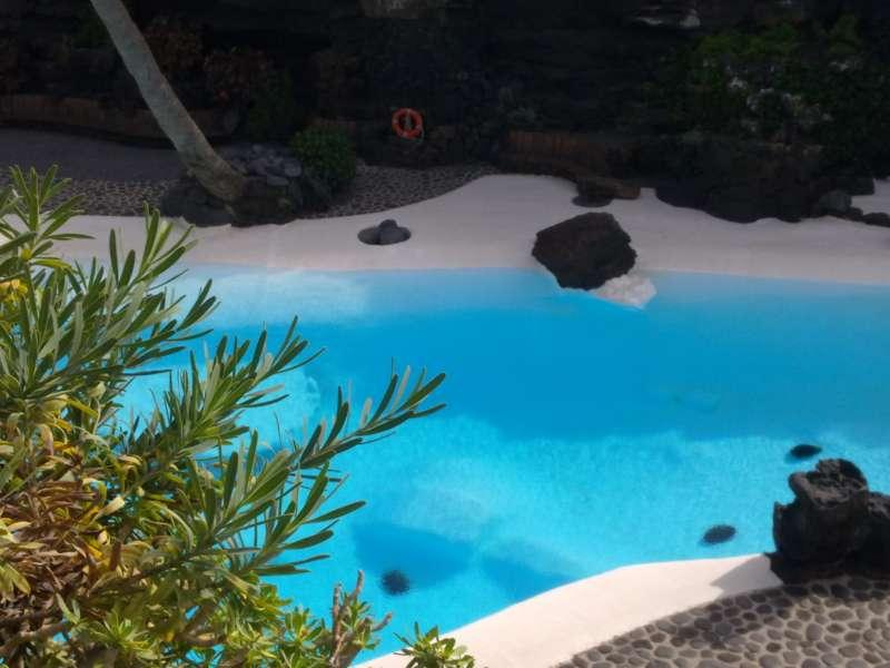 Piscina Jardines Jameos del Agua en Lanzarote 14