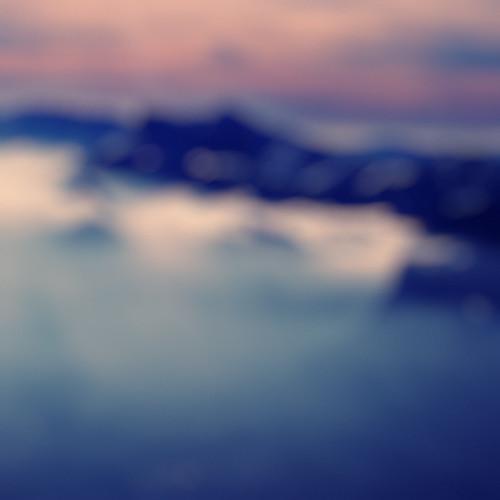 Mountains Blurred | by Brett Jordan
