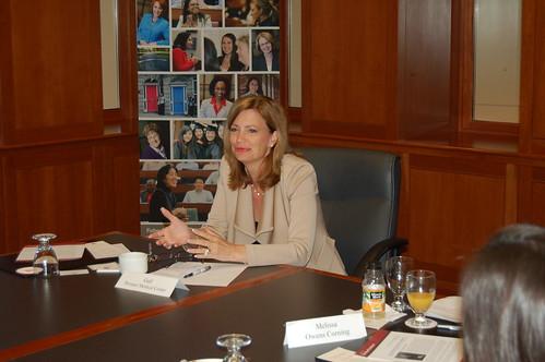 Women's Leadership Breakfast - 4/19/2012