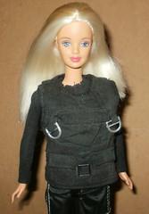 La Femme Nikita Barbie