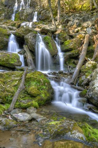 nature virginia waterfall nikon outdoor hiking hdr d300 18200mm photomatix neutraldensity