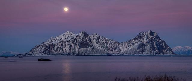 Lille Molla, Lofoten Islands.