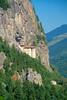 Skalní klášter Sumela, foto: Daniel Linnert