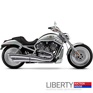 Motorcycle auctions at http://www.libertyauctionhouse.com/