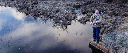 sunset fishing maine flyfishing washingtoncounty 2391 cherryfield tunkstream toddbinns downeastsunrisetrail pigeonhillcove pynecovelane