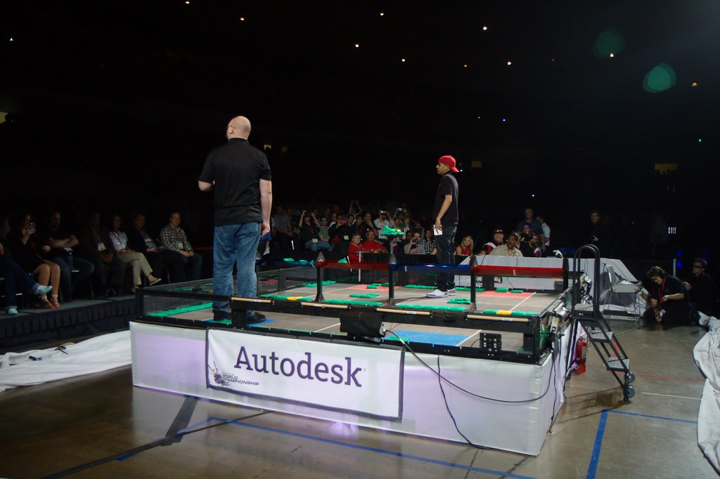 New Game Unveil at VEX Worlds_1665