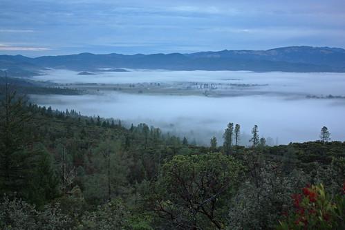Round Valley Fog