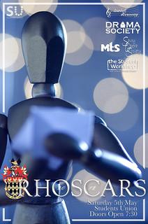 Rhoscars Poster 2012