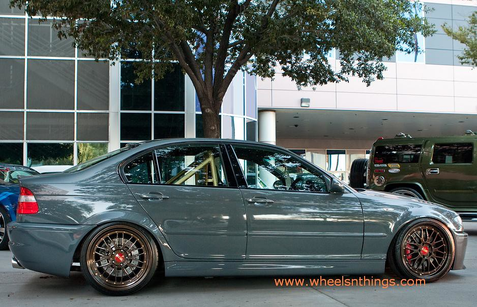 Bbs Lm Bmw E46 M3 Grey M3 Bbs Lm Wheels Nthings Flickr