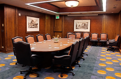 The Donatello Boardroom | by ShellVacationsHospitality