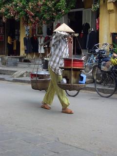Streetlife, Hoi An, Vietnam
