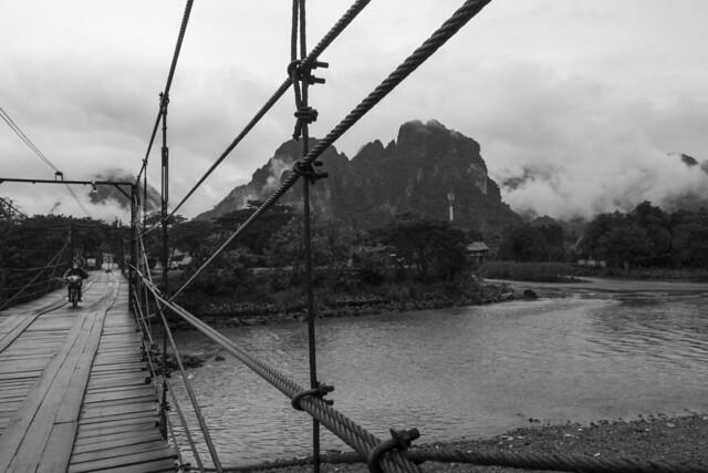 A bridge back in time
