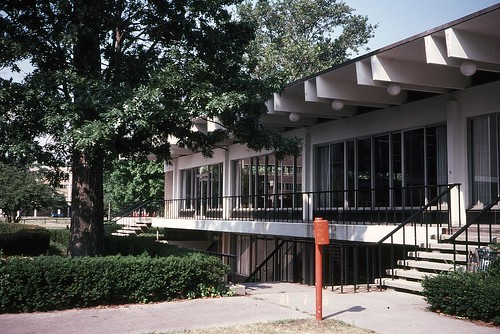 Leutner Commons 1981 CWRU