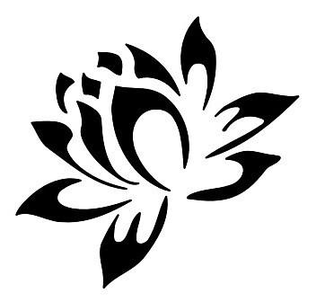 Tribal Lotus Flower Tattoos Lotus Tattoo Designs John Mckinney
