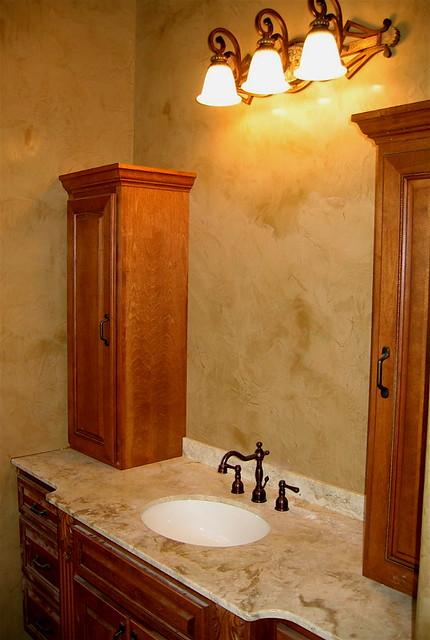 Master Bathroom - Italian Venetian Plaster