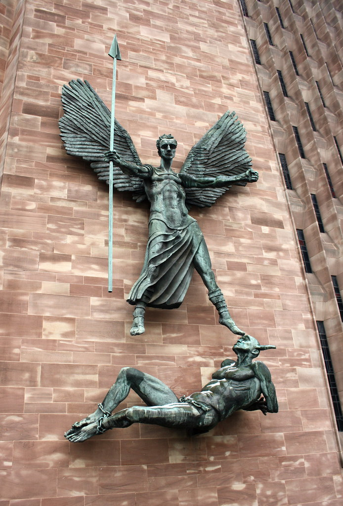 Coventry: St Michael's Victory over the Devil