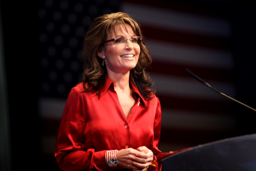 Sarah Palin | Former Governor Sarah Palin speaking at the 20… | Flickr