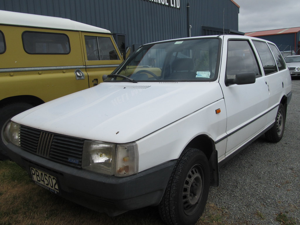 1990 Fiat Penny | PB4502 This is even rarer than the Uno her