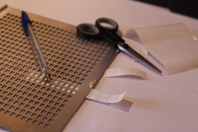 Making Braille Labels
