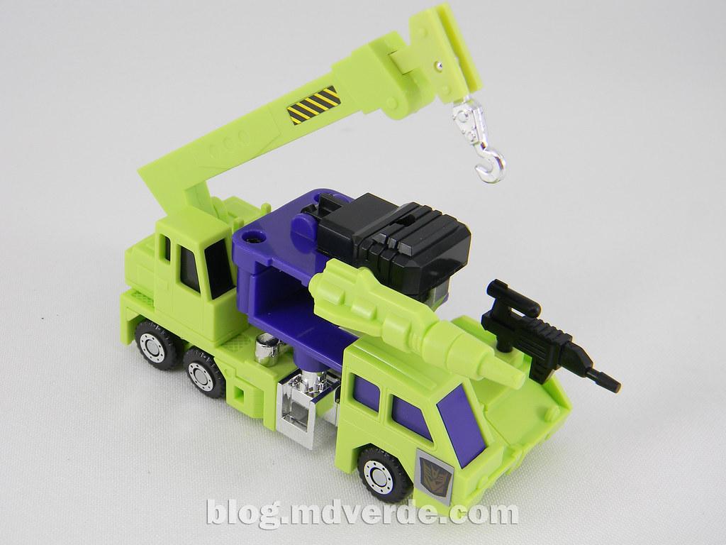 Transformers Hook - G1 Encore - modo alterno | Nombre