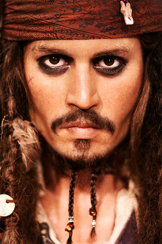 Captain Jack Sparrow | by ana_lora