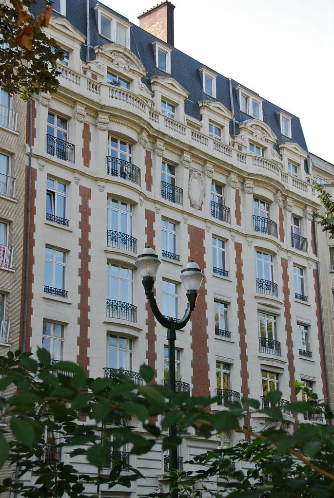 Une architecture parisienne