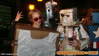 Candice Needs a Bucket!