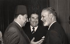 حفل السفاره العراقية   - القاهره