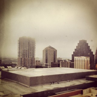 Austin thunder and lightening #sxsw | by sarahwulfeck