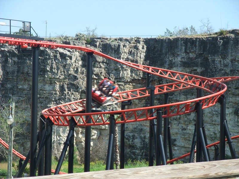 Pandemonium Six Flags Fiesta Texas