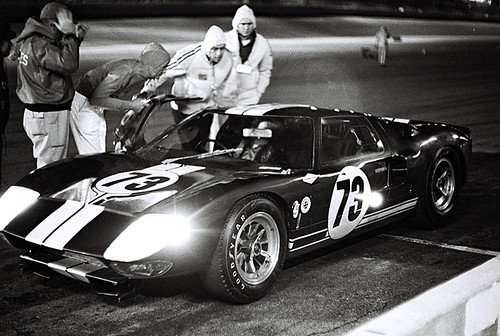 Winning Ford GT40 at Daytona 1965 | by Nigel Smuckatelli