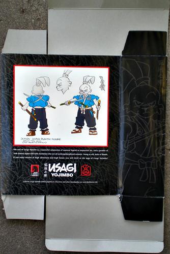 "DARK HORSE COMICS :: ""STAN SAKAI'S USAGI YOJIMBO"" PVC FIGURE ..box iv (( 2003 )) by tOkKa"
