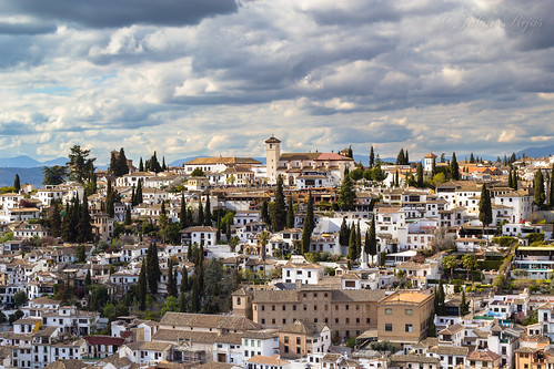 Albaicín, Granada. | by julianrdc