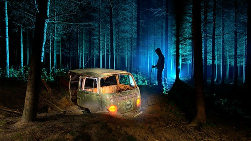 The van | by palateth