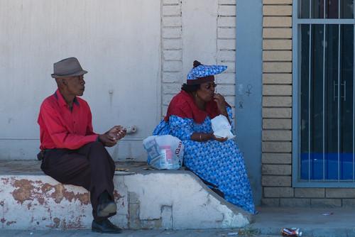 2016 africa namibia okahandja otjozondjupa people